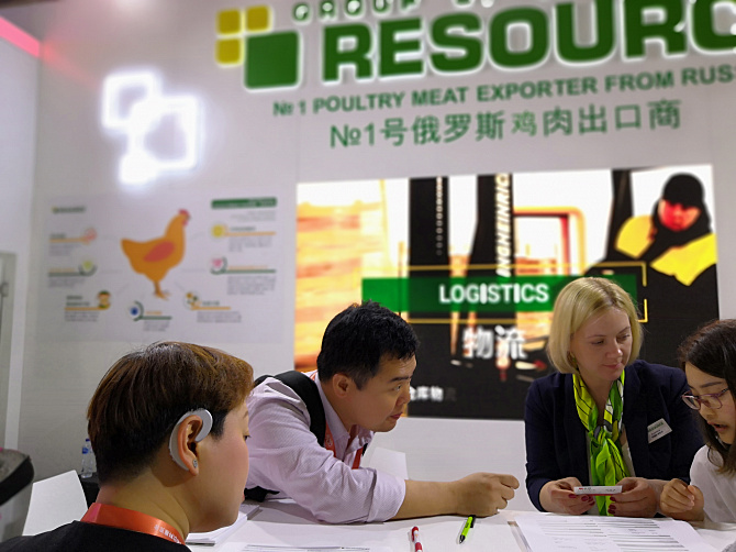 SIAL CHINA 2019: THE CHINESE MARKET IS WAITING FOR THE RUSSIAN POULTRY