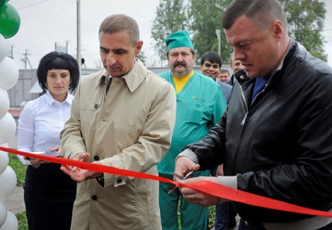 Resource Group of Companies Has Brought into Operation New Hatchery in the Tambov Region